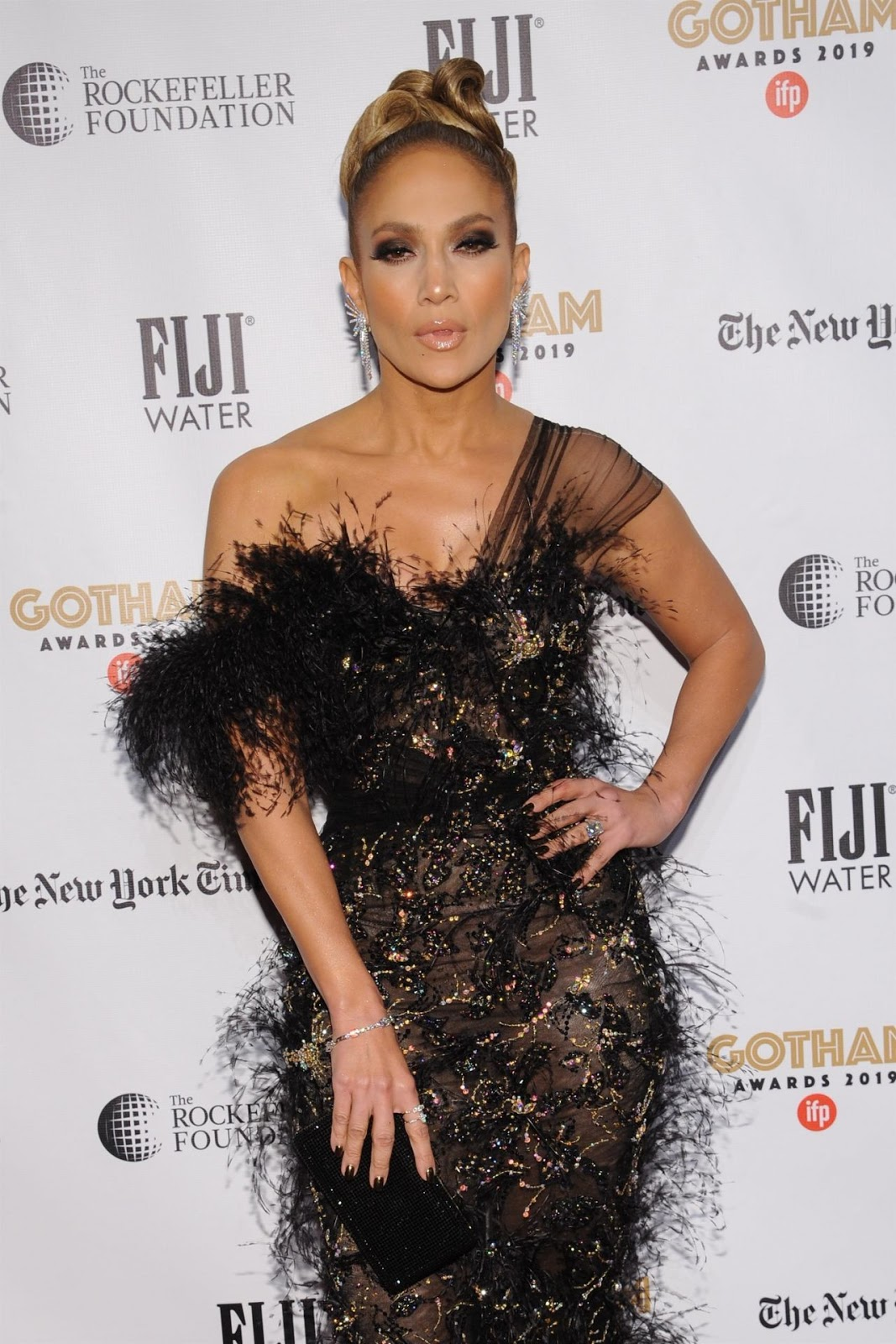 Jennifer Lopez – 2019 IFP Gotham Awards in New York
