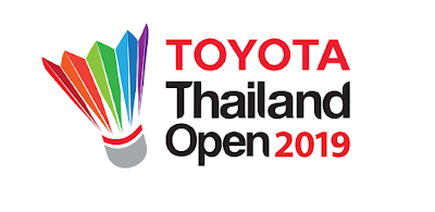 Live Streaming Toyota Thailand Open 2019