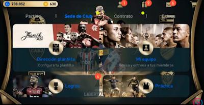 PES 2020 Mobile Copa Libertadores Ligas Sudamericanas Patch 4.4