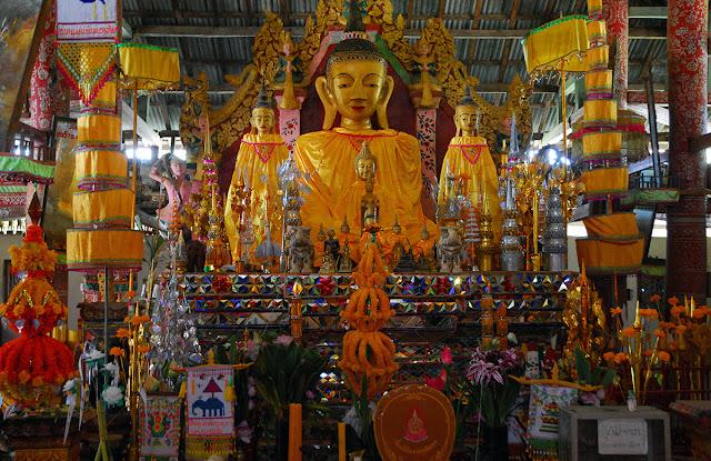 Il Wat Sing Jai - Muang Sing (Laos)