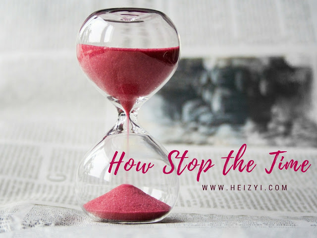 #CelotehRasa : How Stop The Time