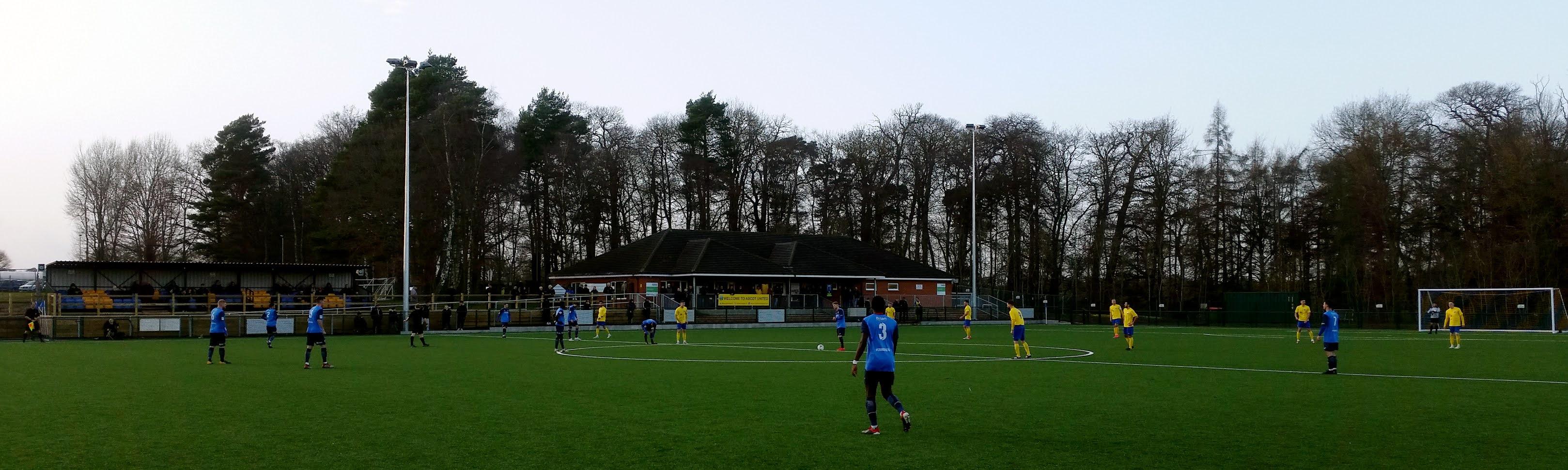 Ascot United's Racecourse Ground