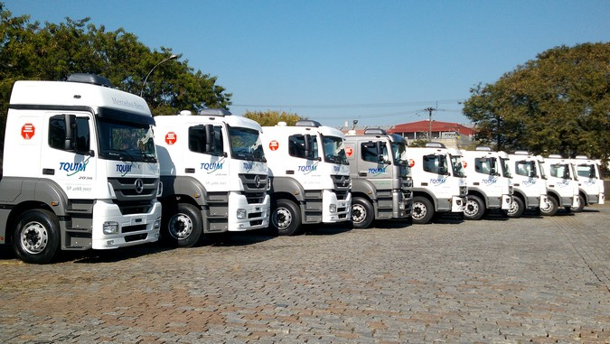 TQUIM Transportes abre vagas para motoristas carreteiros
