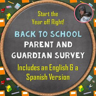 Parent and Guardian Survey