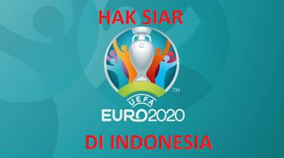 Di Indonesia Ada Beberapa Pemegang Hak Siar Euro On Channel HD K-Vision 2020/2021