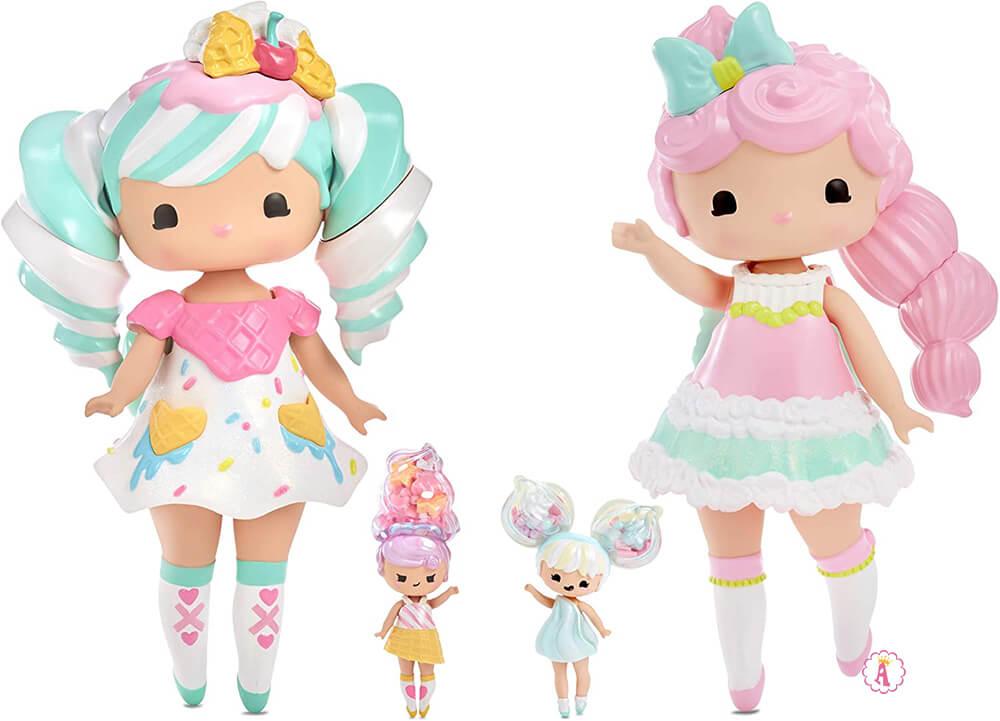 Новые куклы сюрпризы Secret Crush Pippa Posie и Sundae Swirl