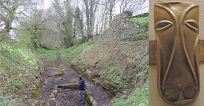 Stanwick Iron Age Camp North Yorkshire