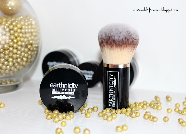 Bronzer Earthnicity - Sunkissed Shimmer