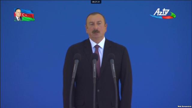 Aliyev lleva el acuerdo pacífico del conflicto Artsaj a punto muerto