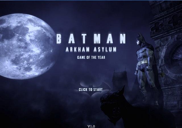 Batman Arkham Asylum Free Download PC Games