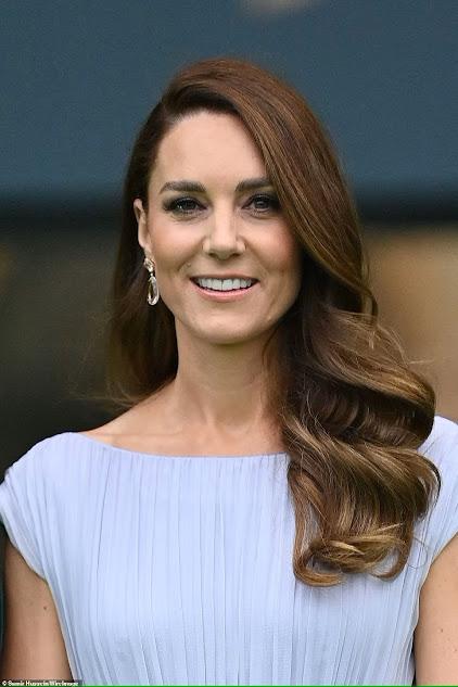 Duchess Kate attends Earthshot Awards