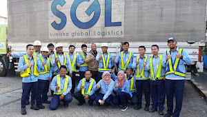 Lowongan Kerja PT Sumisho Global Logistics Indonesia