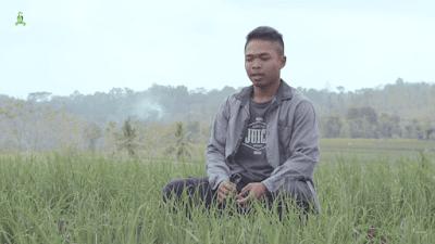 Kisah Sukses Raga Sebagai Petani Muda