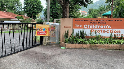 Pantri Komuniti, Kempen Komuniti Penyayang 2020, Ayam Brand, Food Pantry in The Children's Protection Society Penang,