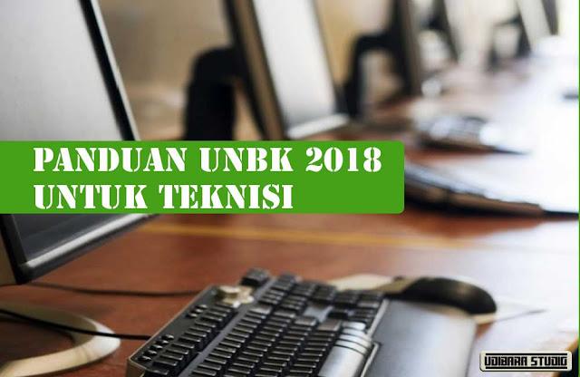 Panduan UNBK 2018 - Panduan Teknisi UNBK 2018