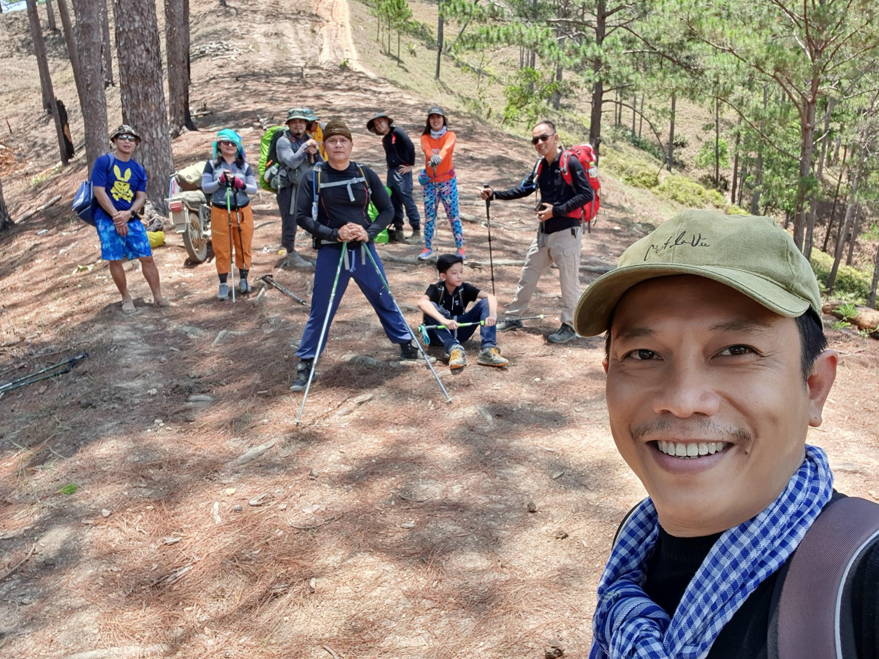 Trekking Tour Tà Năng Phan Dũng