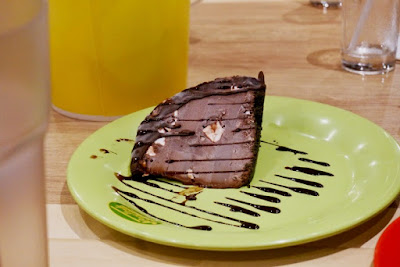 Desserts at Casa Verde