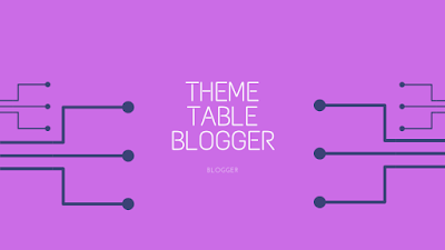 Blogger Template Posting - Blogger Table of Contents
