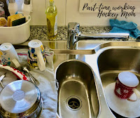 Blog With Friends, a multi-blogger project based post incorporating a theme, Name Your Poison | I Need a New Dishwasher Because of Reasons by Tamara of Part-time Working Hockey Mom | Featured on www.BakingInATornado.com