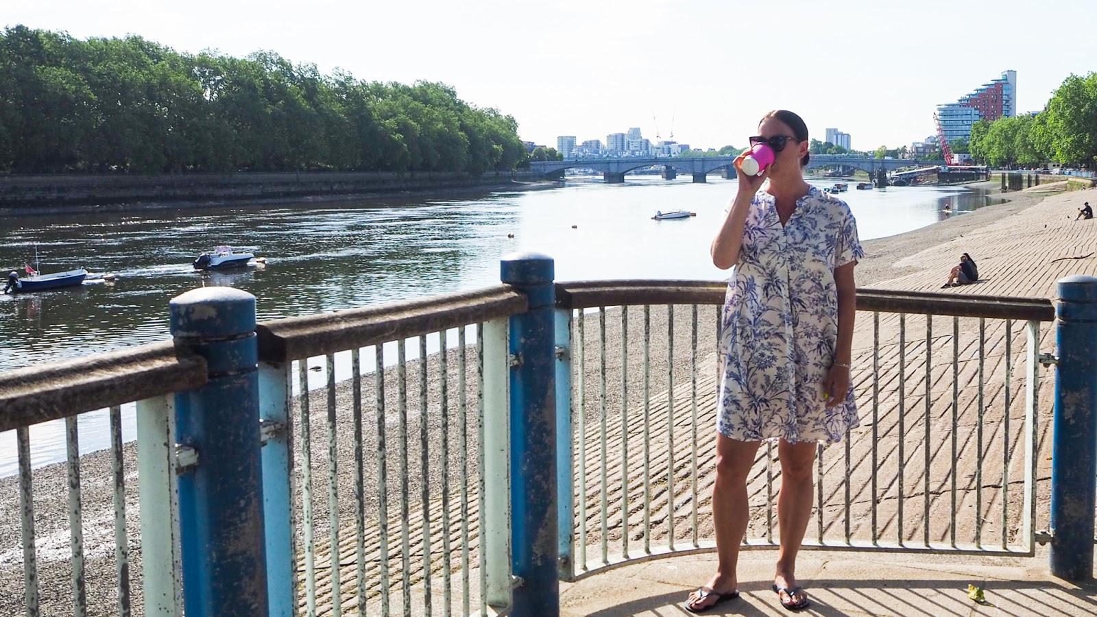 Putney Riverside in London