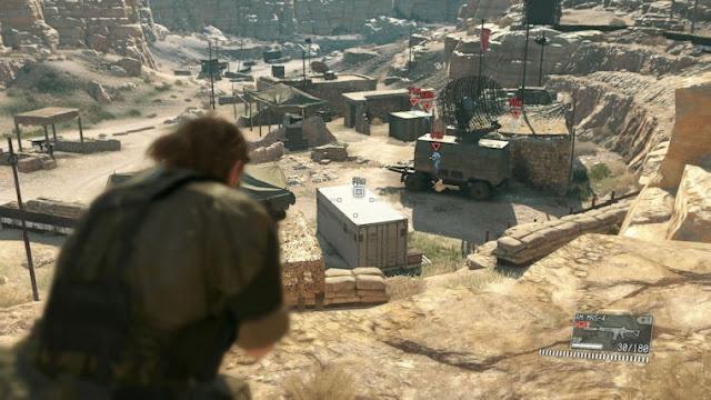Download Metal Gear Solid V