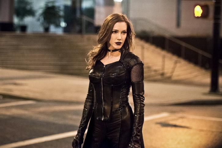 Arrow - Season 6 - Katie Cassidy Returning as a Series Regular