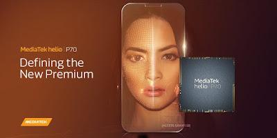 MediaTek unveils Helio P70 chipset