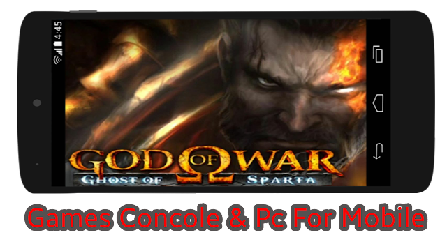 Free download God of War 7 Games for Android