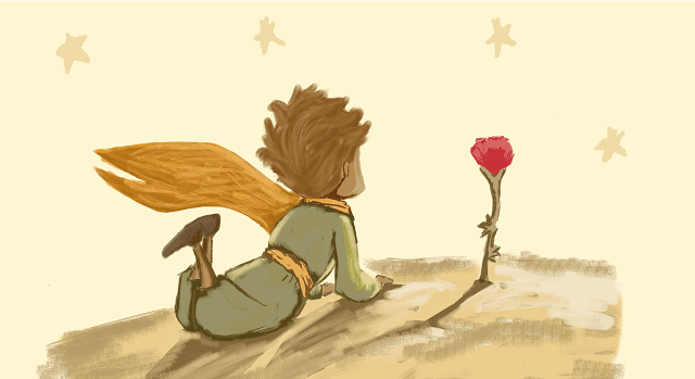 رواية The Little Prince