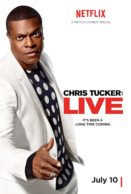 Chris Tucker Live (2015) ταινιες online seires oipeirates greek subs