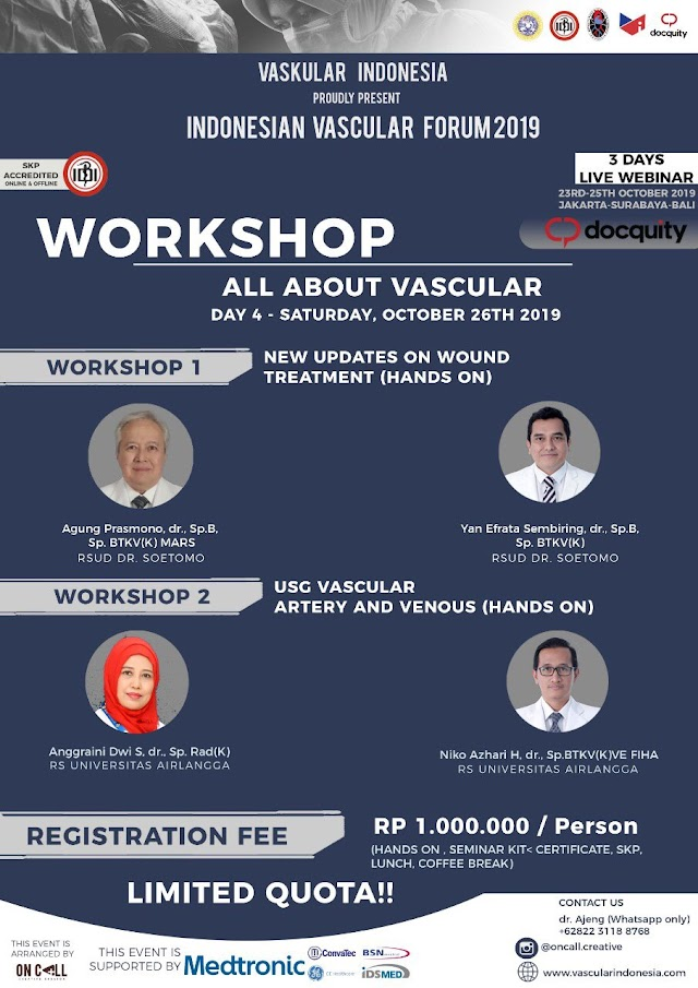INDONESIA VASCULAR FORUM 2019