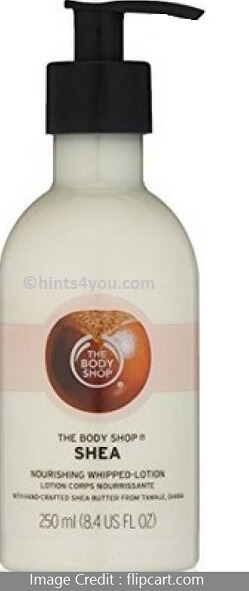 This lotion rich in the properties of Vitamin A and Vitamin E is best for oily skin.