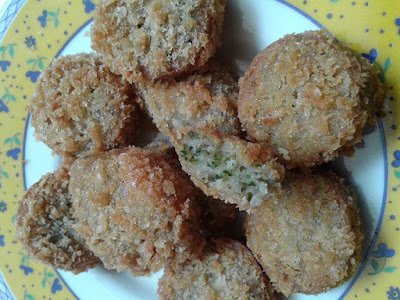 Resep Nugget Ikan + Sayur Brokoli Wortel Menyehatkan Resep Membuat Nugget Ikan Enak Praktis Nugget Ikan Brokoli Wortel Keju Homemade