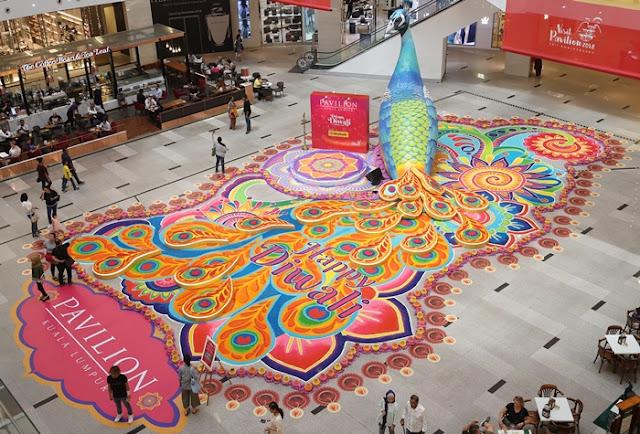 Dream Diwali, Deepavali Celebration, Pavilion Kuala Lumpur
