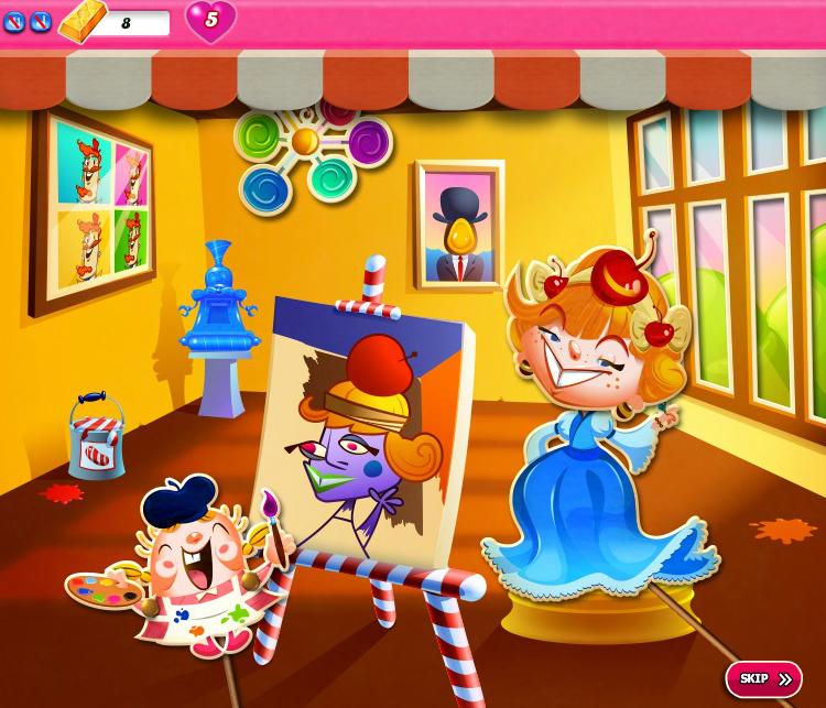 Candy Crush Saga 1566-1580