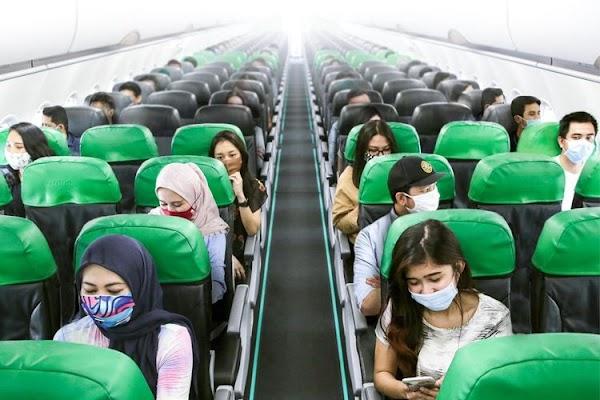 Rapid Test Gratis Untuk Penumpang Pesawat Citilink