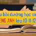 TÀI LIỆU GIẢNG DẠY BỒI DƯỠNG HỌC SINH GIỎI TIẾNG ANH THPT (lớp10-11-12)