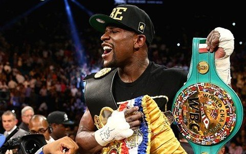 Floyd Mayweather's 'Undefeated' tour rescheduled