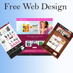free website design wix