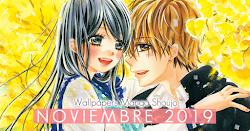 Wallpapers Manga Shoujo: Noviembre 2019