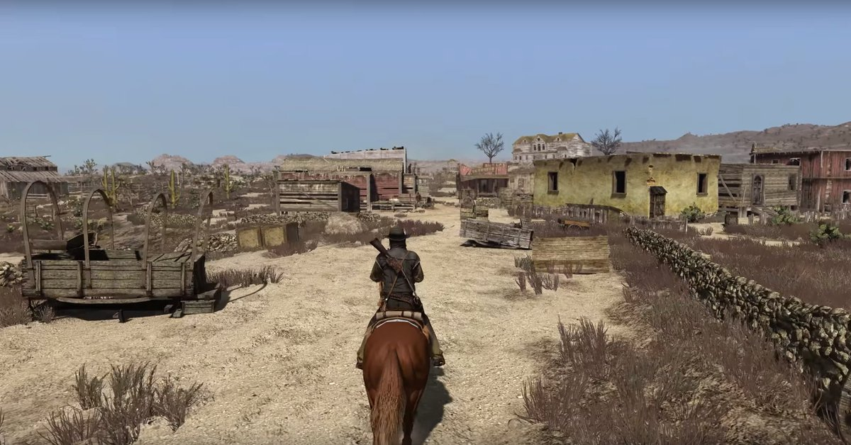 Red Dead Redemption Similar Games - Giant Bomb