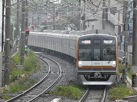 【祝!77日目】東急東横線を快走するF特急 森林公園行きの謎