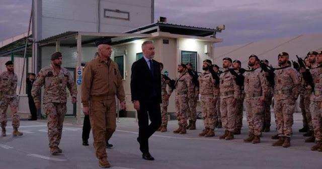 وزير دفاع إيطاليا في زيارة رسمية للكويت تنطلق اليوم