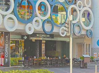 The Coffee Club Cafe at Hilton Hotel