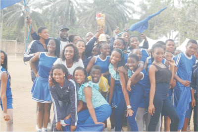 TOIS mark 5th Inter-House Sports Festival in style
