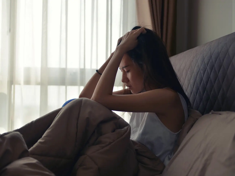 Why Depression Makes You Tired