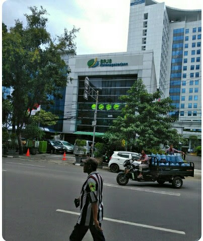 Lokasi Kantor Bpjs Kesehatan Ketenagakerjaan Jakarta Pusat Jejaksemut