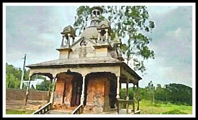 Horror stories-(Mysterious temple)