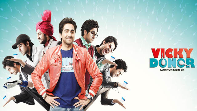 Vicky Donor (2012) Hindi Movie 720p BluRay Download