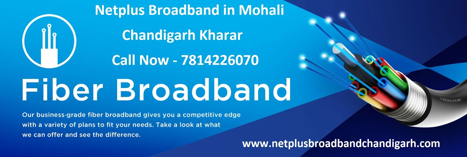 Call 7814226070 Fastway Netplus Broadband  Plans in Chandigarh Mohali Kharar
